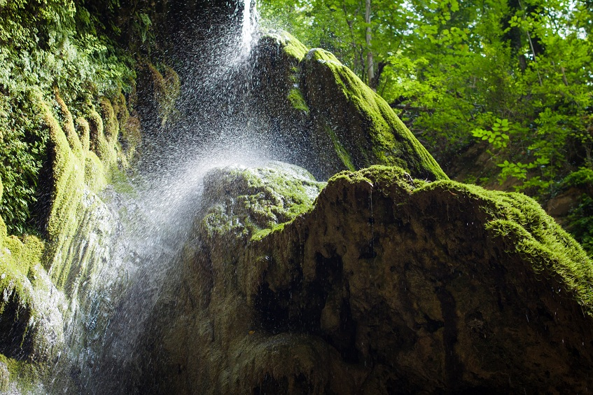 Водопады и каньон Наджиго - фото