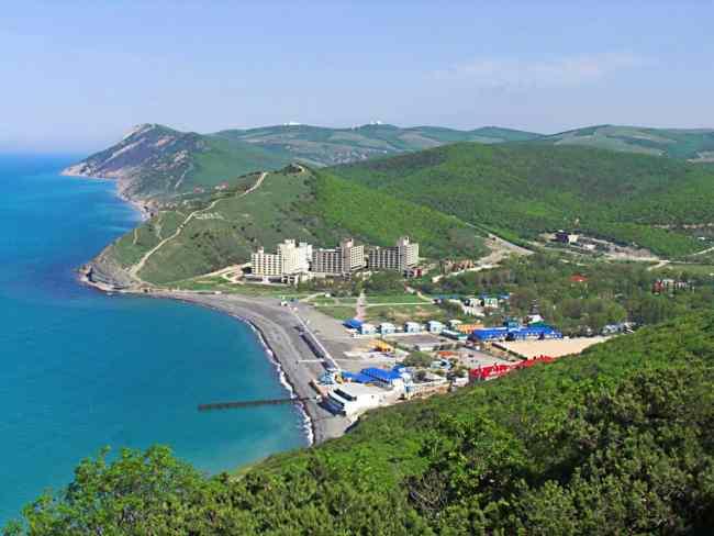 Черноморское побережья Кавказа