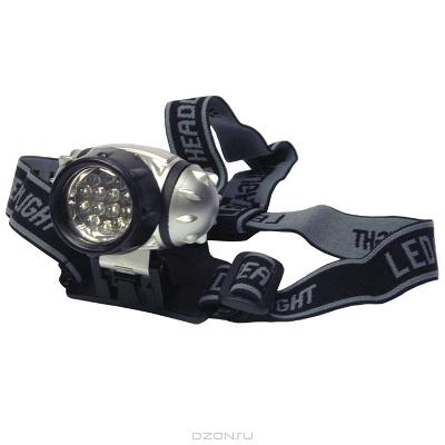 """Фонарь светодиодный """"Космос"""", налобный. KOC-H7-LED"""