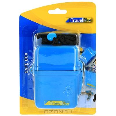 """Водонепроницаемый контейнер """"Travel Blue"""", цвет: голубой"""
