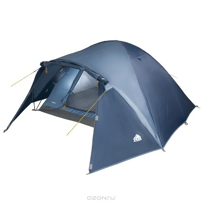 "Палатка Trek Planet ""Palermo 4"", цвет: синий"