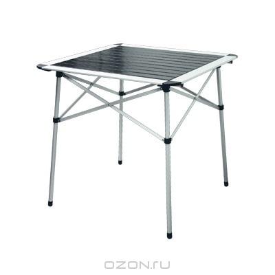 """Раскладной стол """"Small Top"""" с верхом из алюминия"""